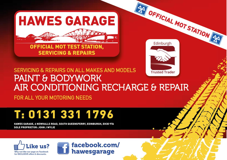 Hawes Garage
