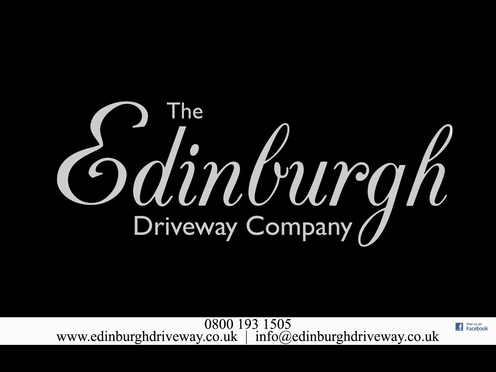 driveway landscapers edinburgh